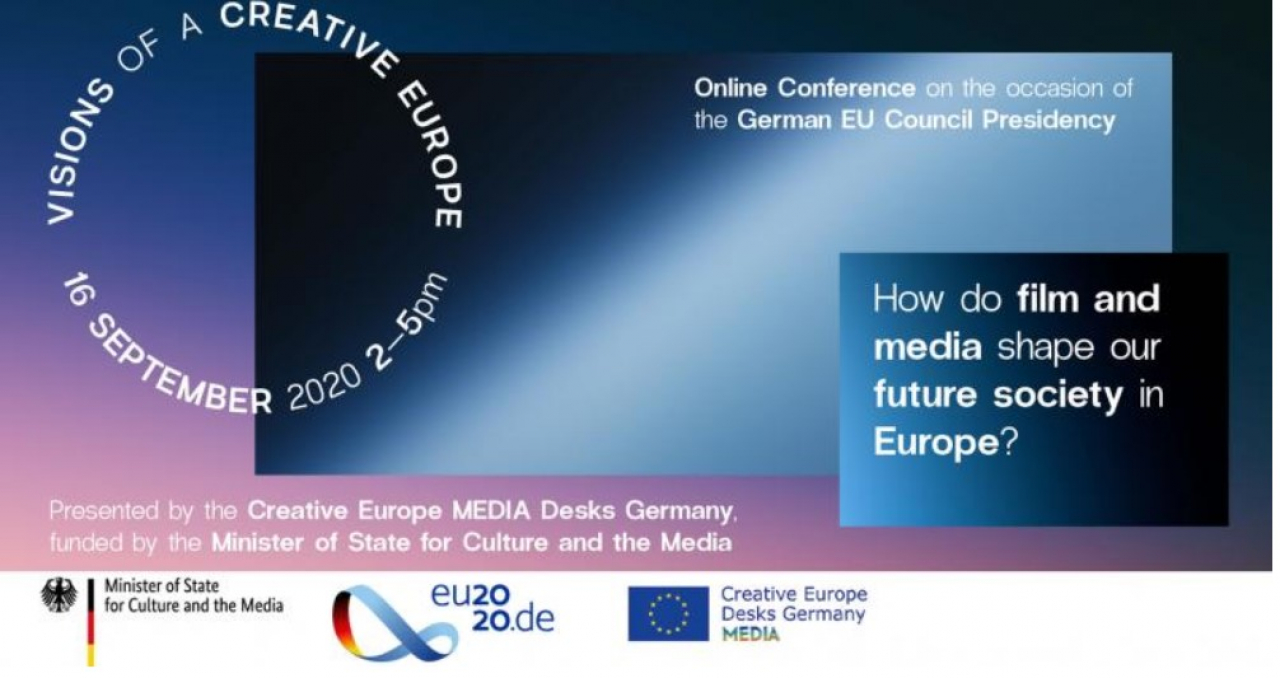 Visions of a Creative Europe – Online konferencia